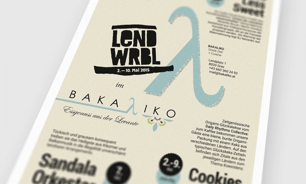 Lendwirbel 2015 Bakaliko Graz