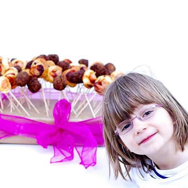 Kinder Catering mit Bakaliko Graz